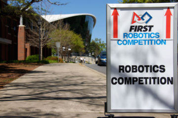 FIRST Robotics District Competition